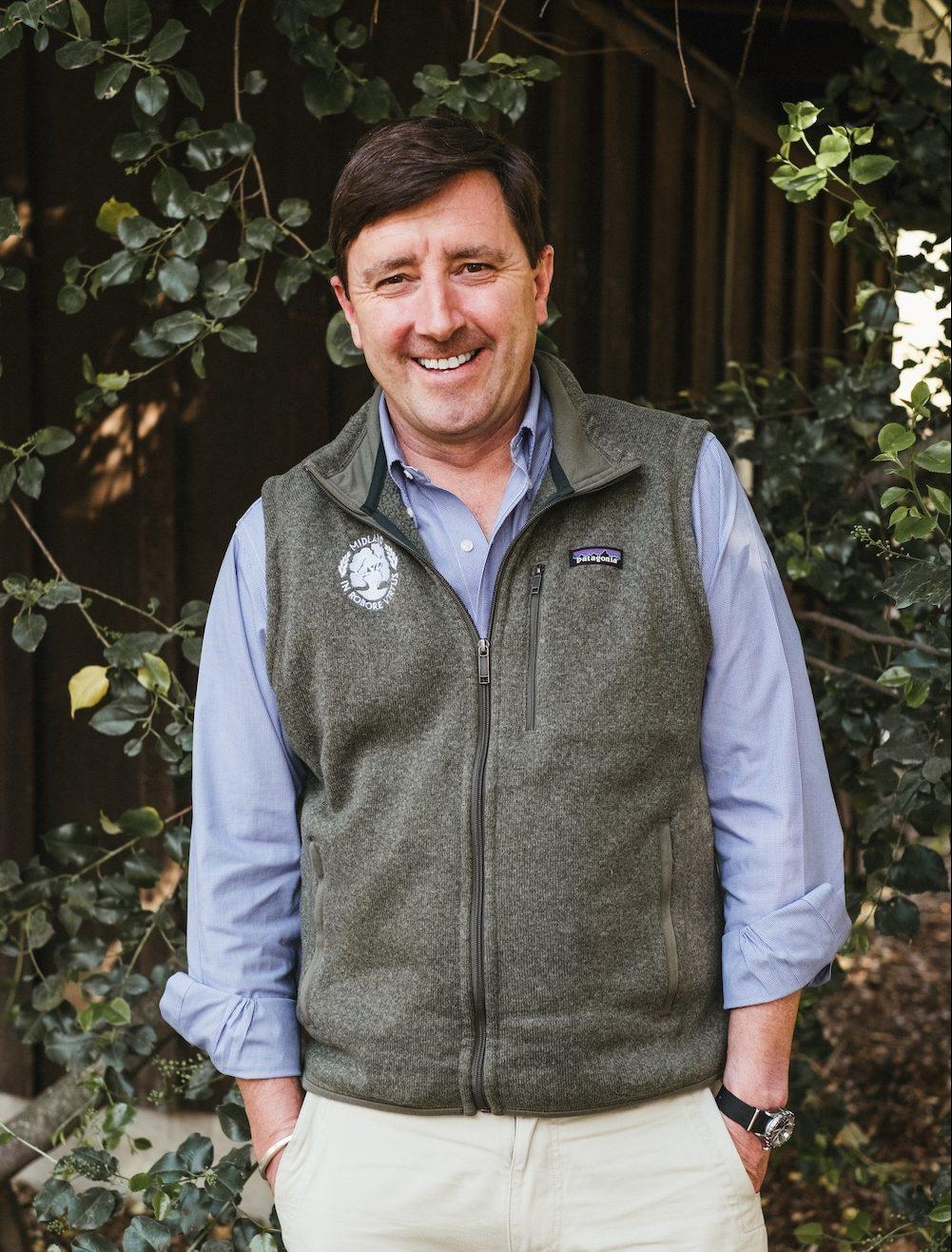 Head of School, Christopher Barnes